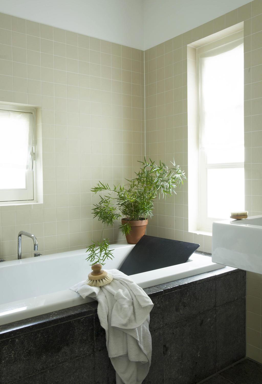 badkamer rustiek