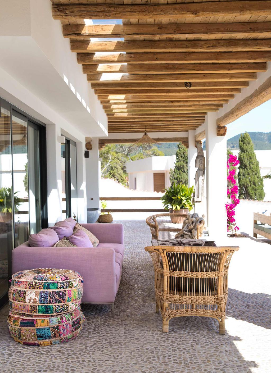 villa op Ibiza