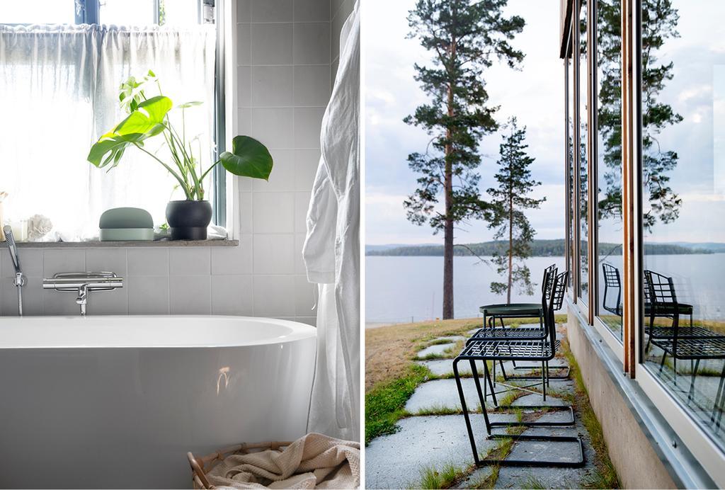 Binnenkijken in een vrijstaande woning in Härnön