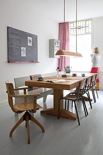 schoolbord memobord keuken