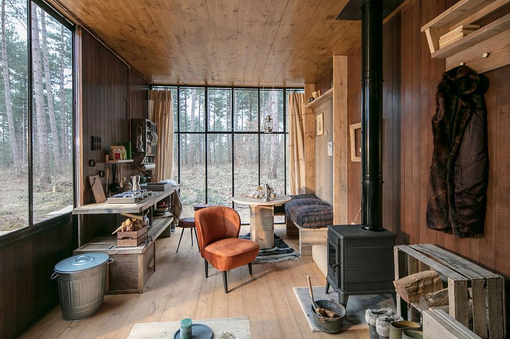 Nutchel Cabins in Neeroeteren