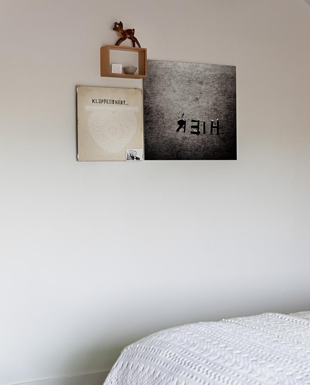 vtwonen 04-2021 | wanddecoratie in de slaapkamer