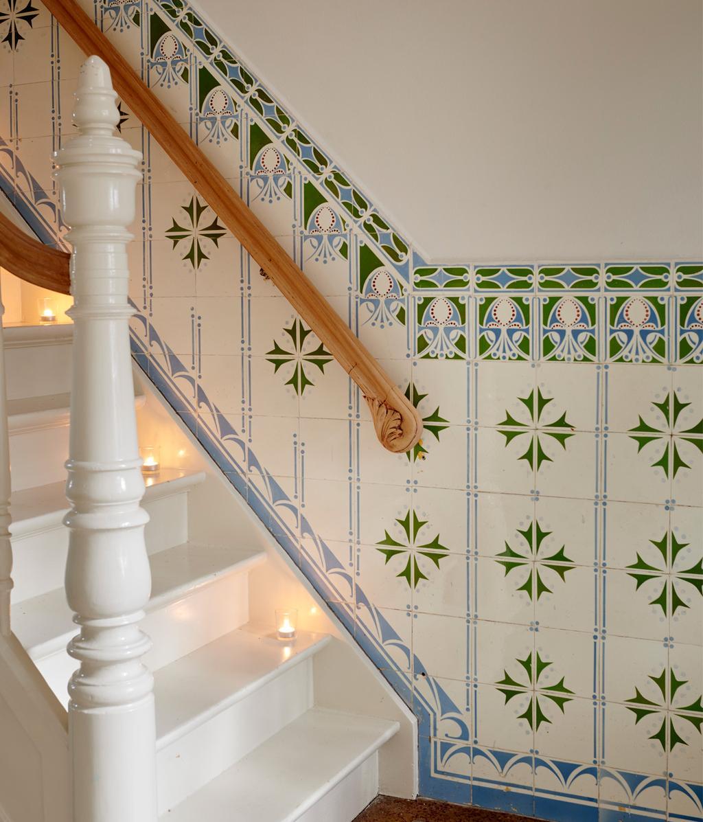 Feestelijke trap | Haarlem | vtwonen 12-2020