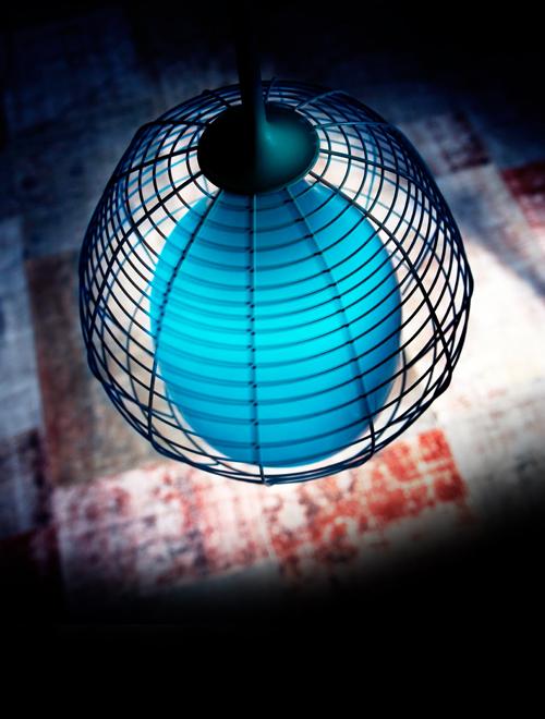 Diesel cage lamp