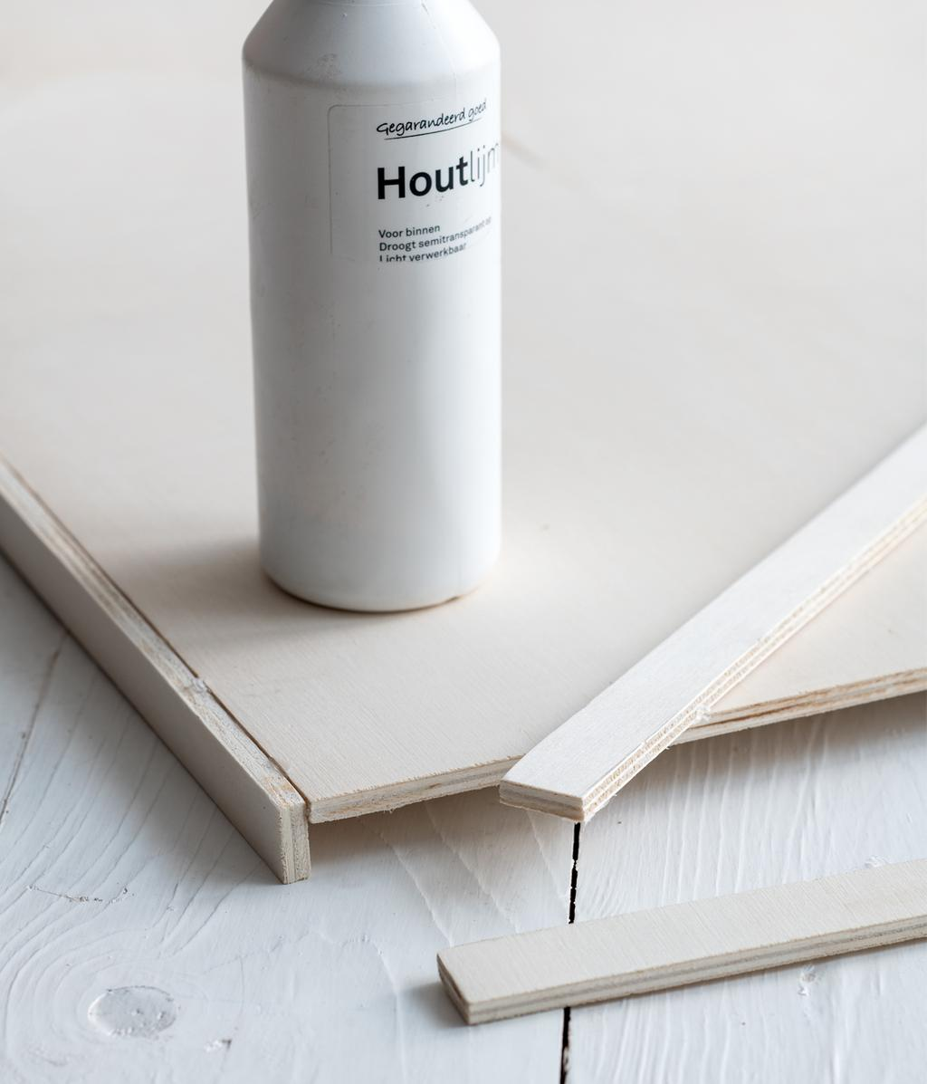 DIY multiplex kunstwerk | vtwonen 03-2020
