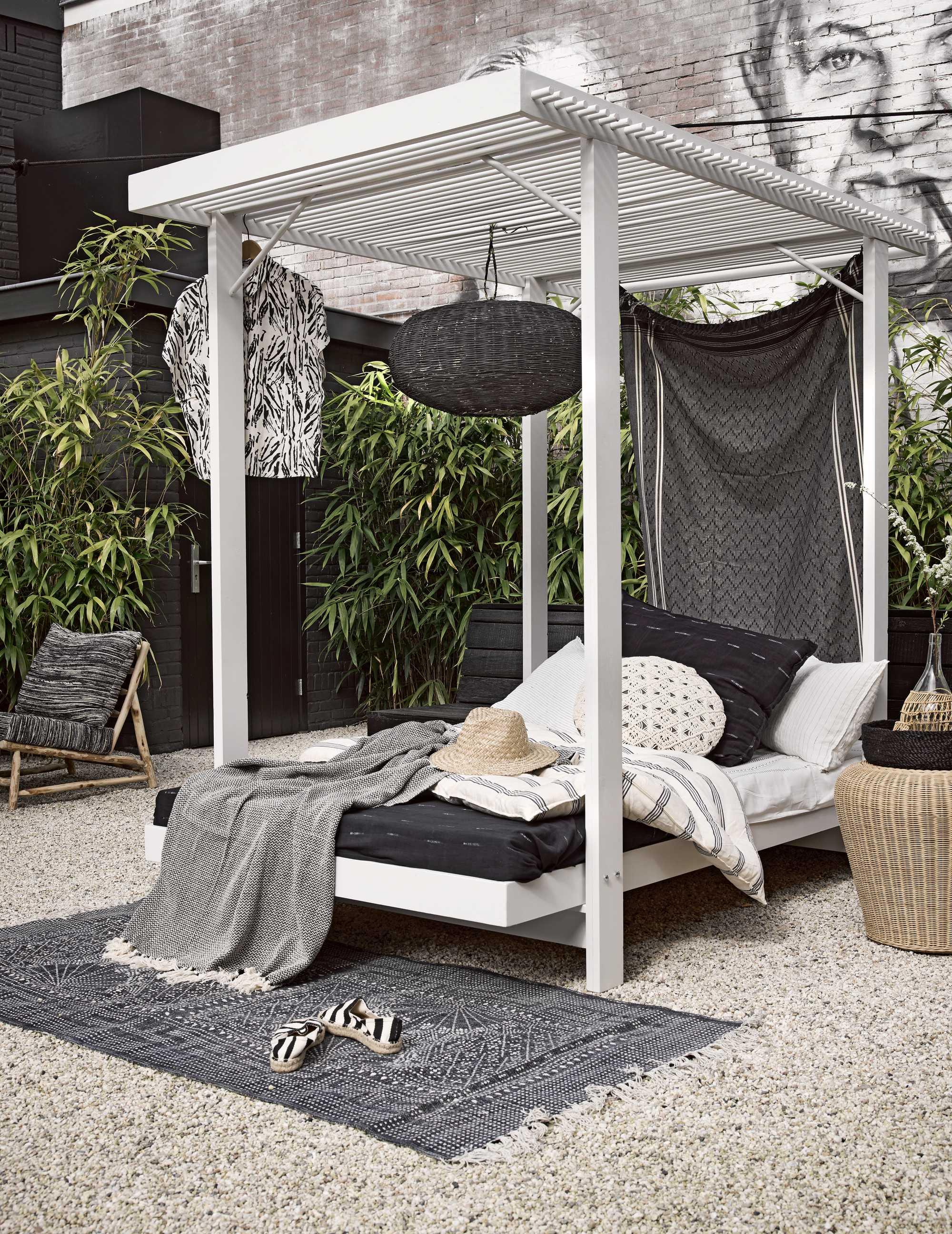 afrikaanse tuin bed