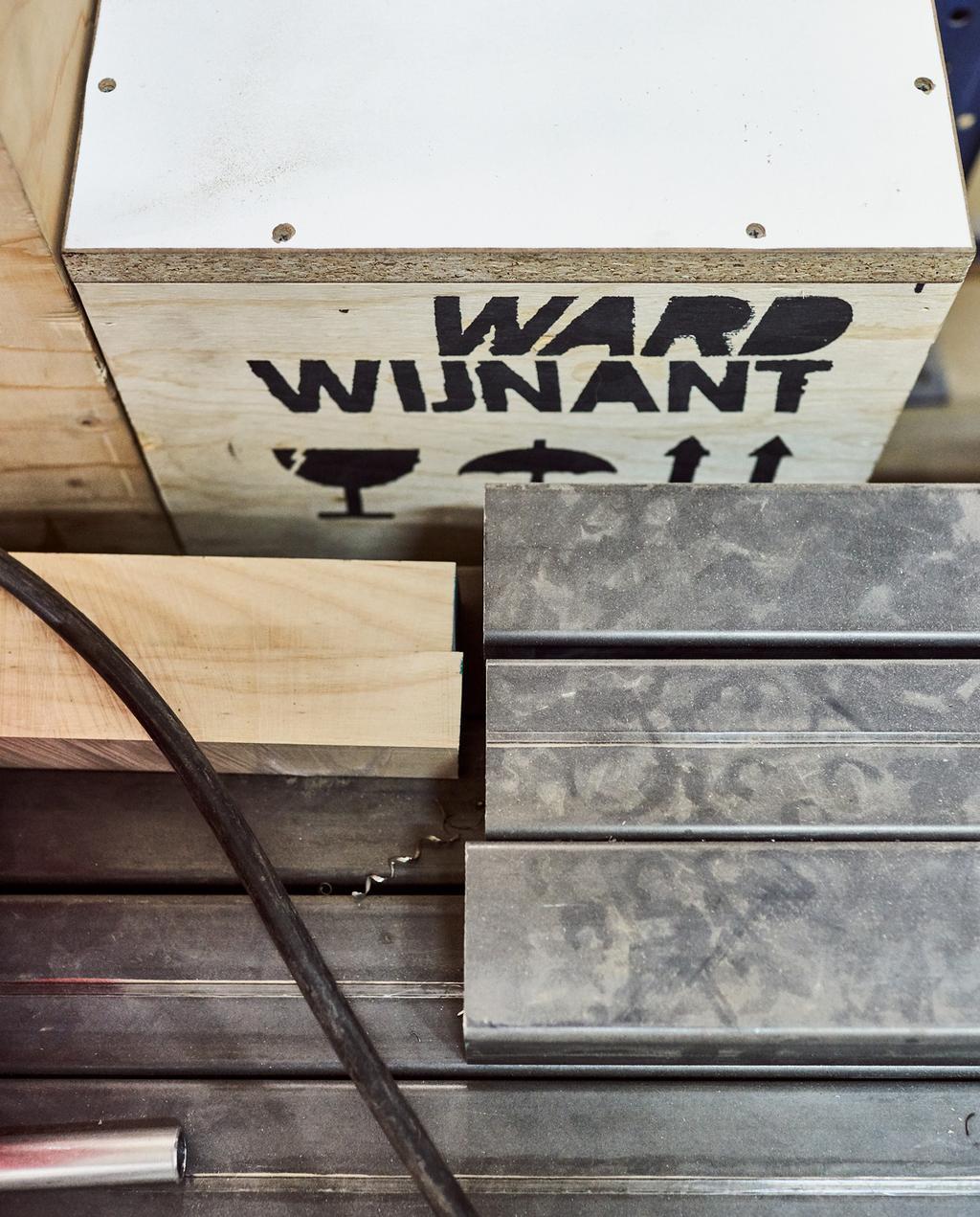 vtwonen 05-2020 | ambacht Ward Wijnant