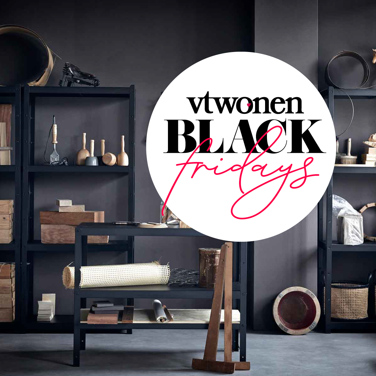 vtwonen Black Fridays 2020
