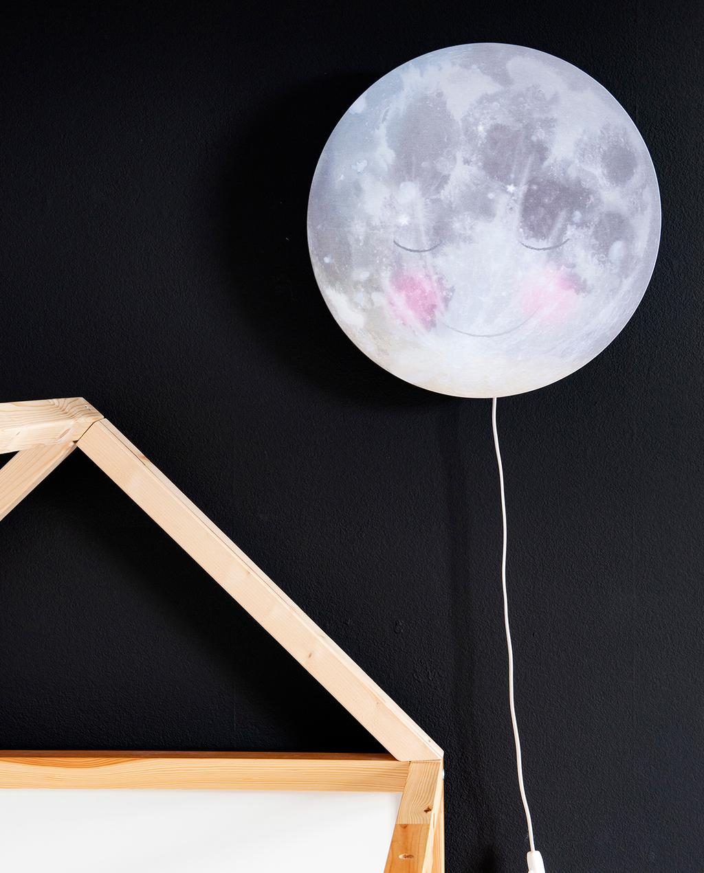 vtwonen 08-2020 | binnenkijken Hillegom kinderkamer maanlamp