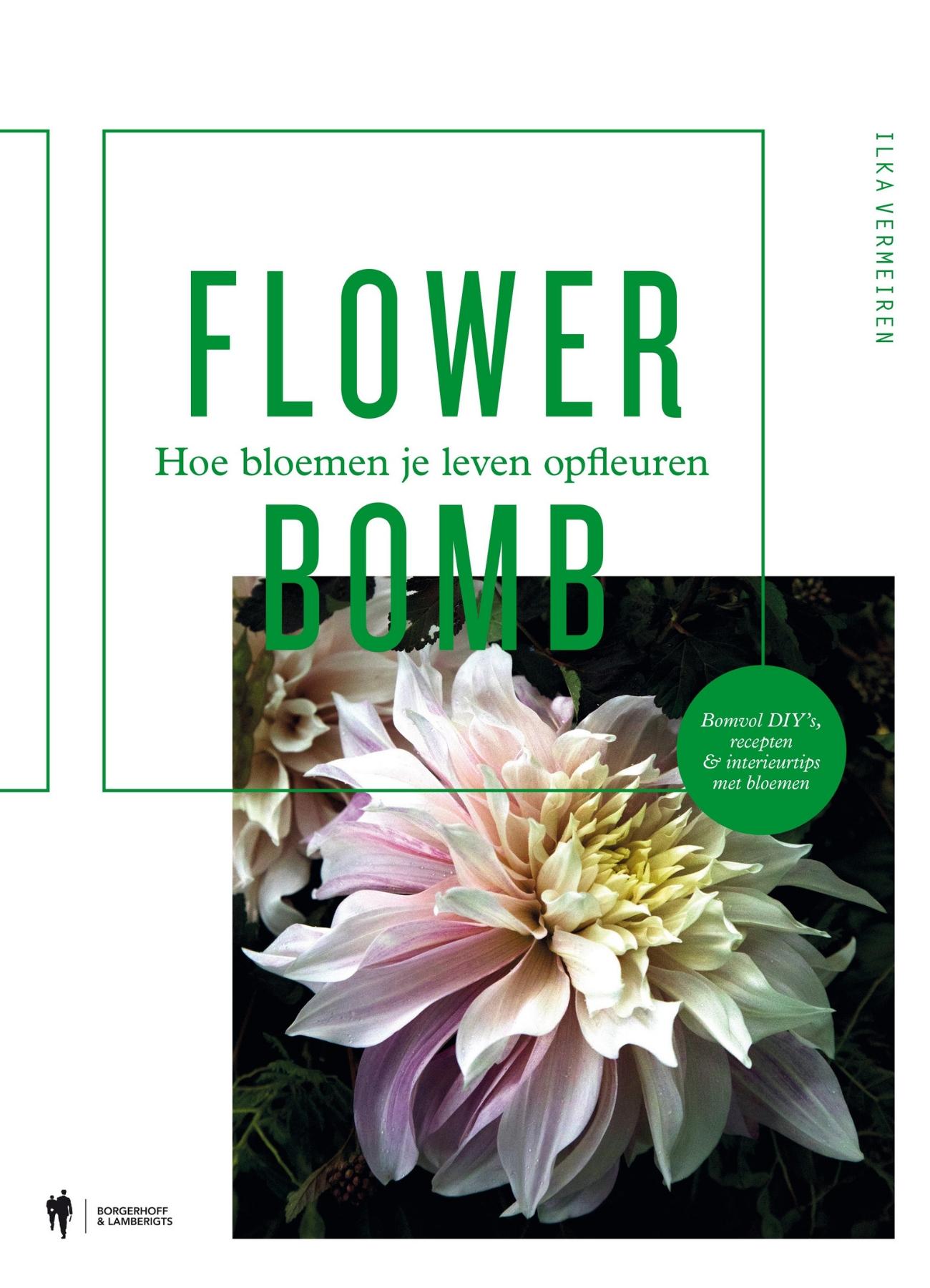 FlowerBomb cover boek