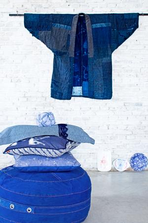 Aziatisch blauw