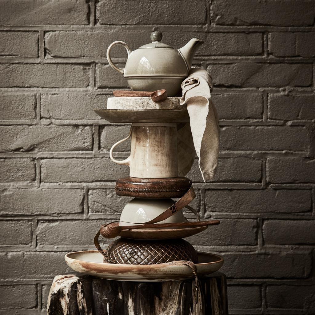 bruin kleurig servies | jouw favoriete theemoment