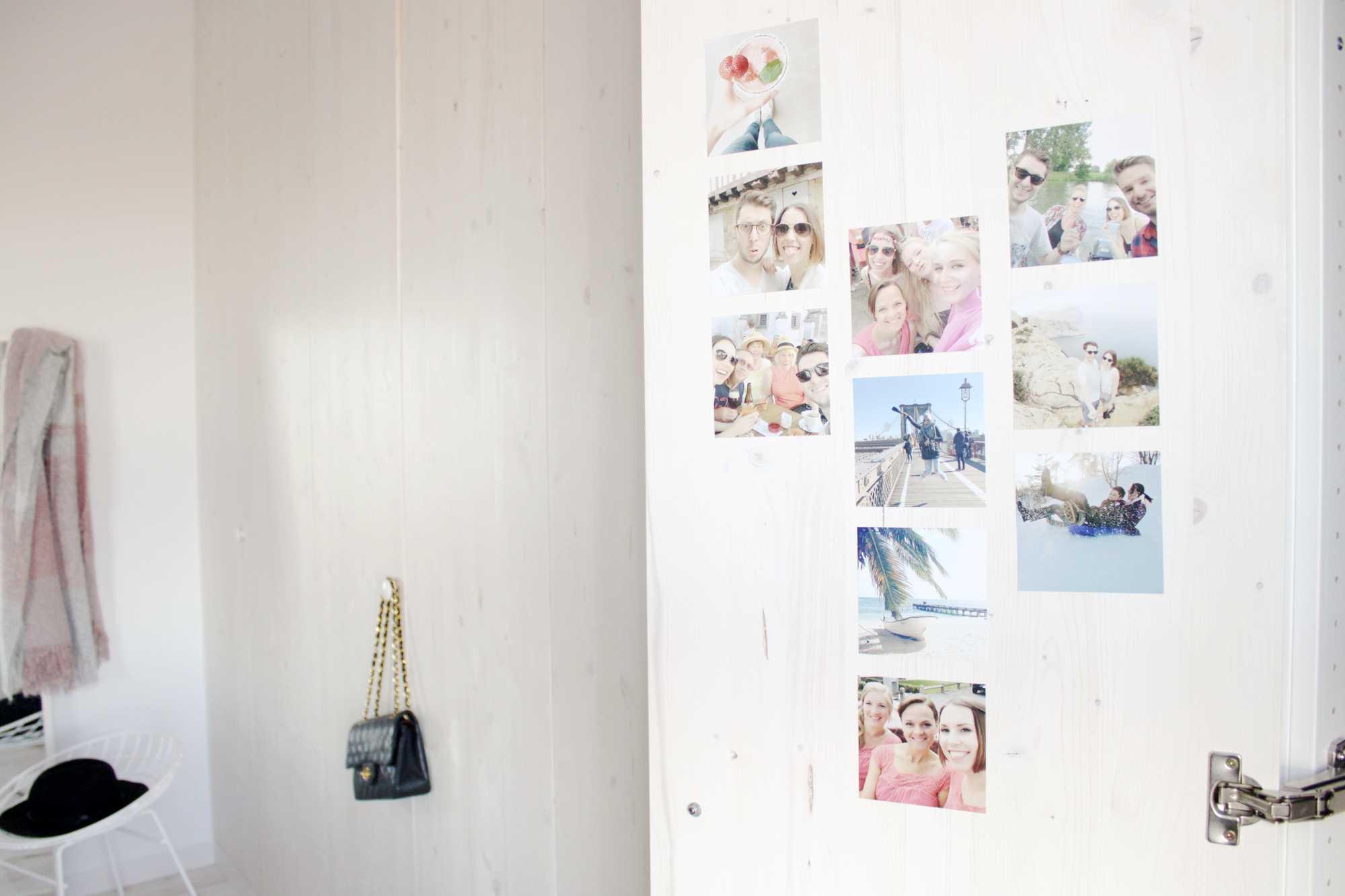 kleerkast foto deur