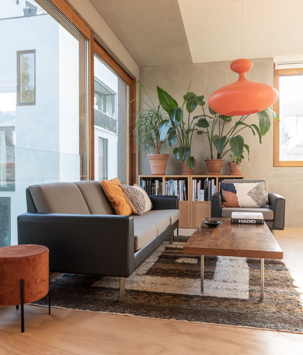 Kunstzinnig huis | Woonkamer | vtwonen 01-2021