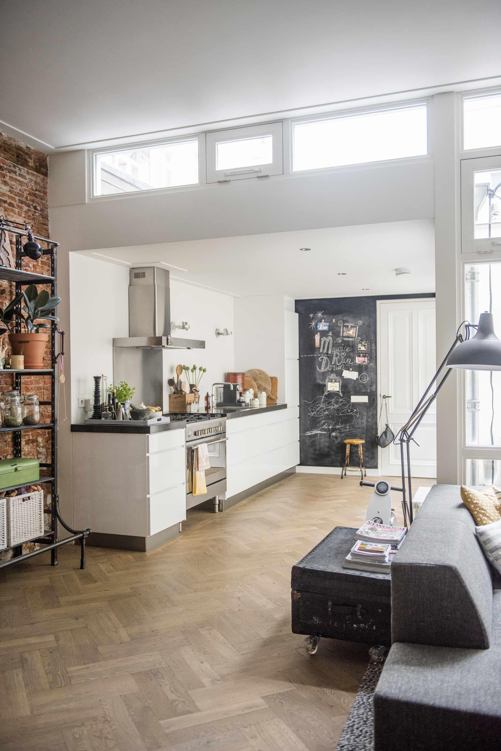 keuken ruimte inrichting amsterdam