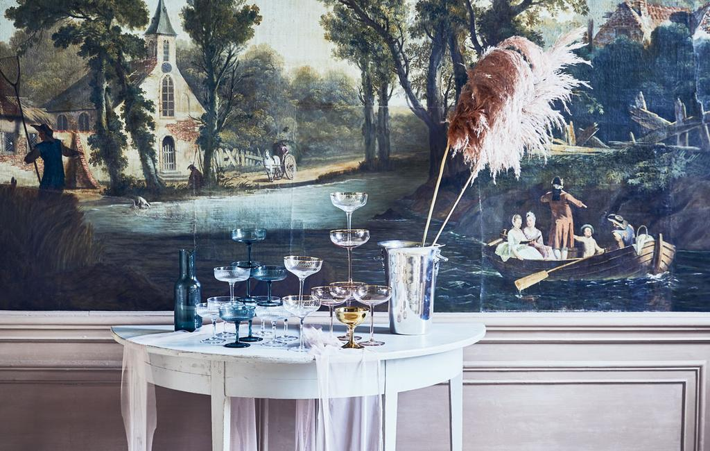 vtwonen | 55 jaar jubileum feest glazen