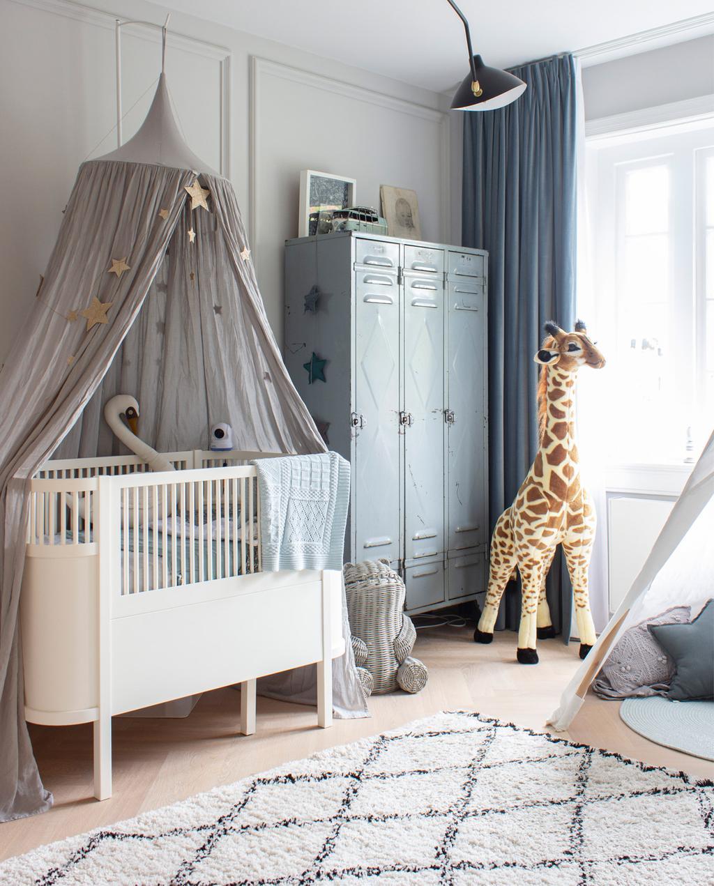 vtwonen | Scandinavische babykamer