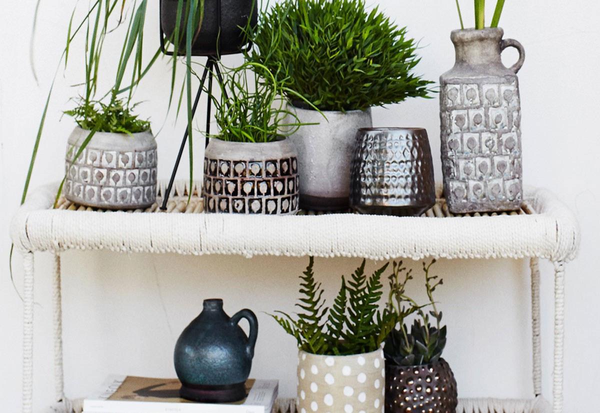 12x de leukste plantenpotten voor in huis en tuin