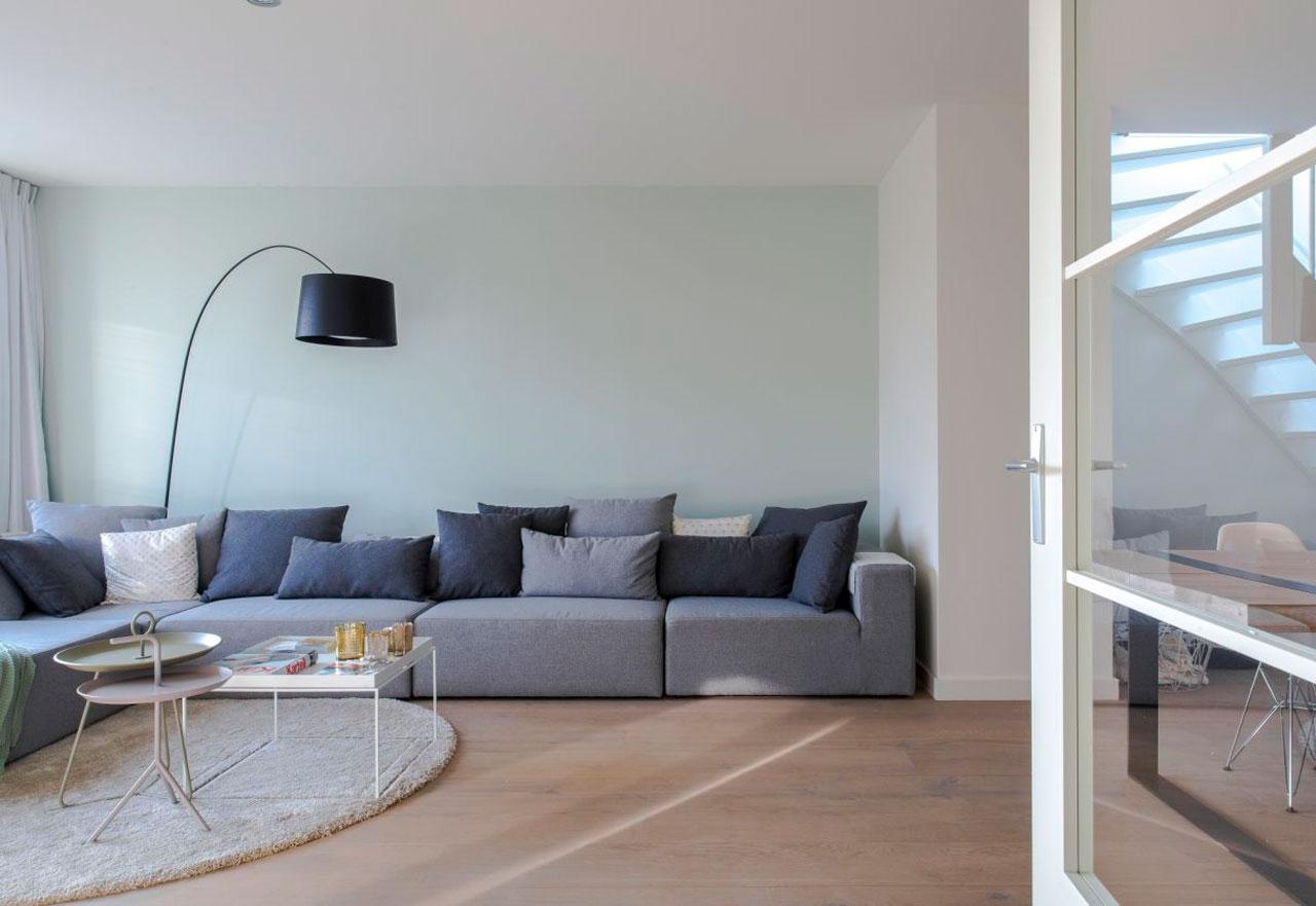 Shop de look: lichte en ruime woonkamer