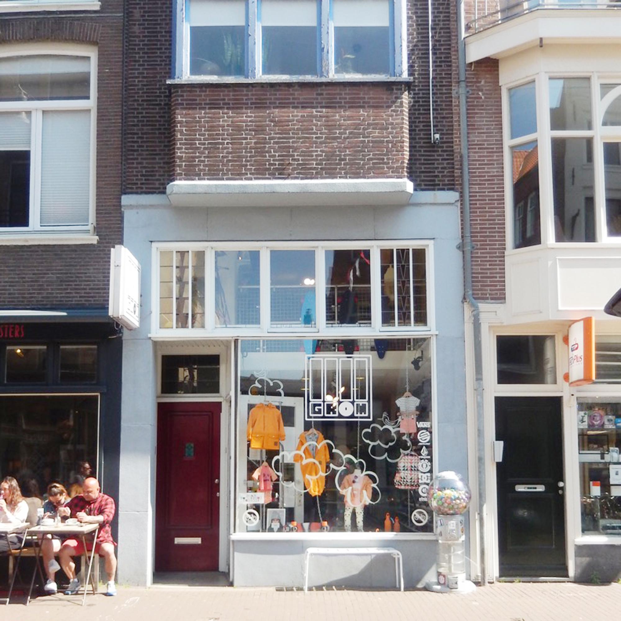 Kindvriendelijke hotspots Amsterdam Grom