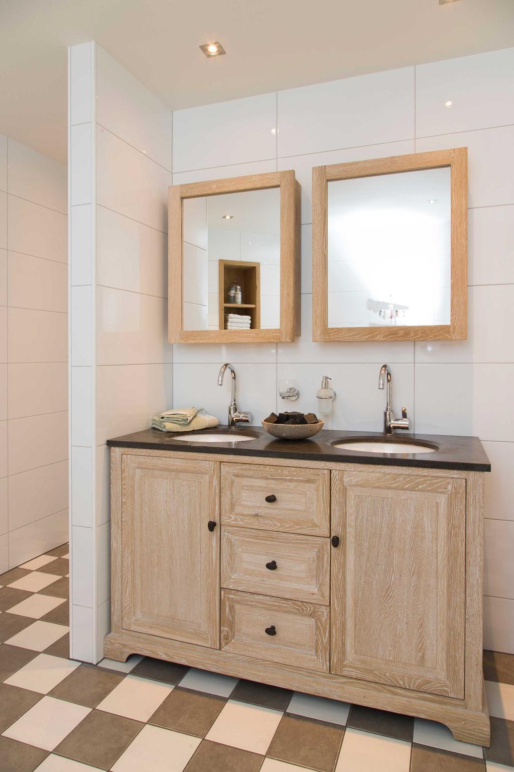 badkamer spiegels lavabo