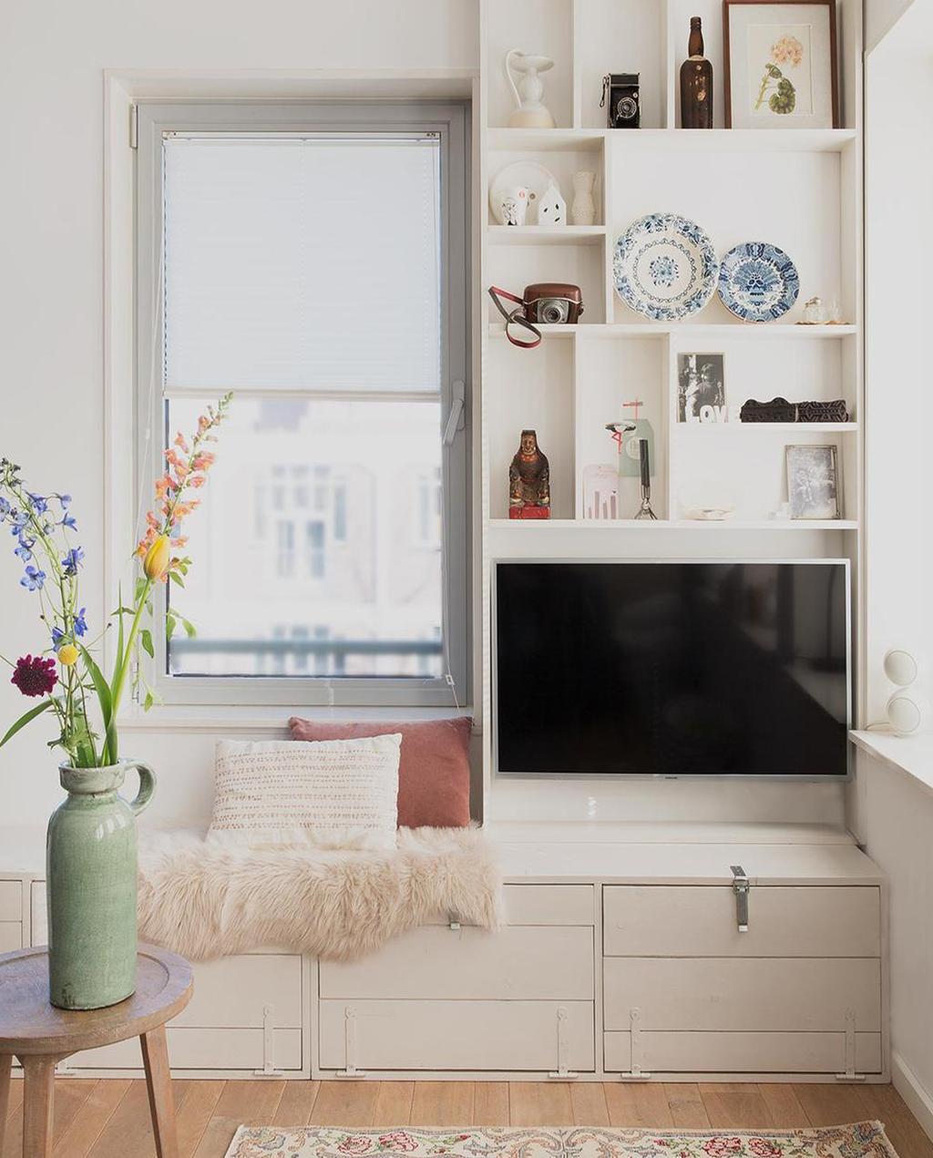 Bepaal De Perfecte Plek Voor De Tv In De Woonkamer Vtwonen