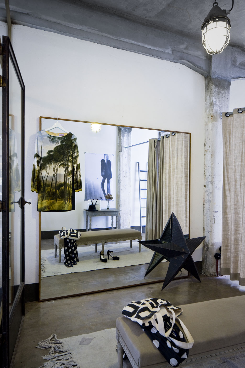 XL spiegel
