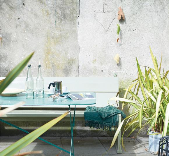 Kleurtrend Refreshing Pale Greenblue, gemaakt door vtwonen stylist Cleo Scheulderman