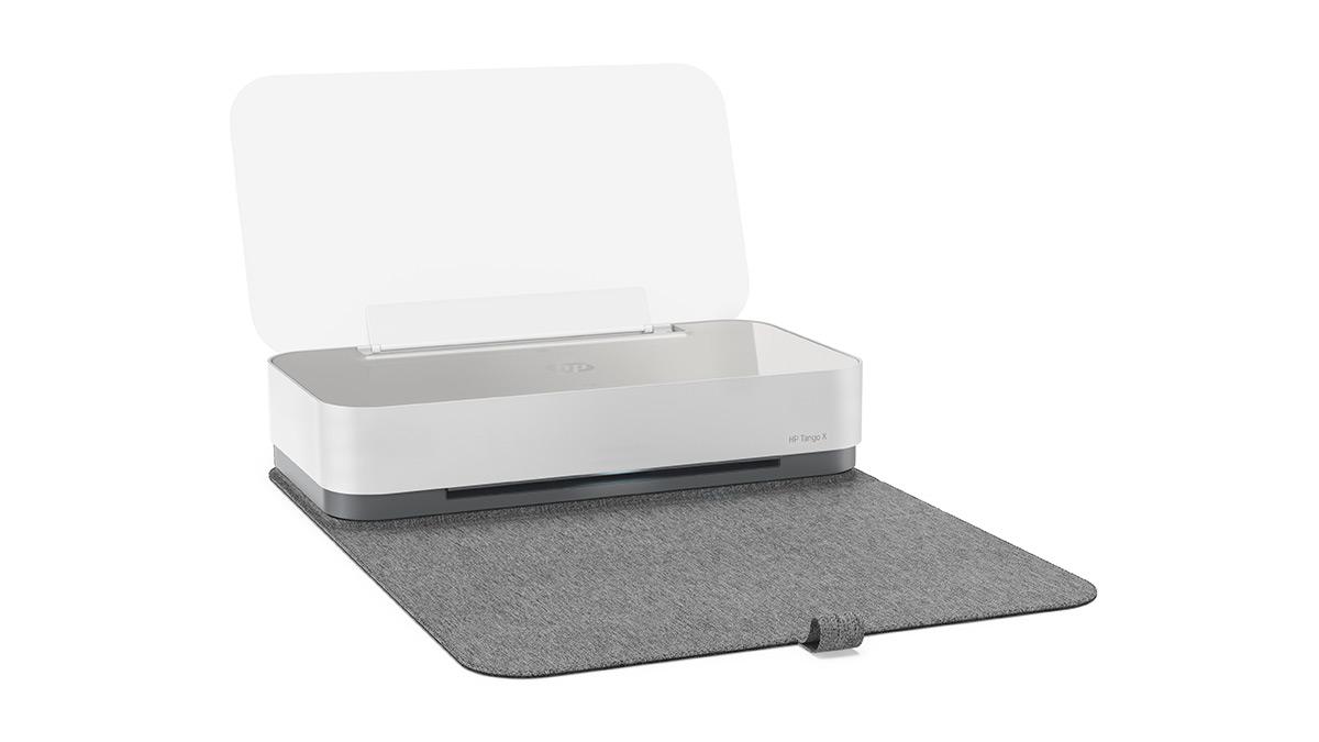 HP printer grijs