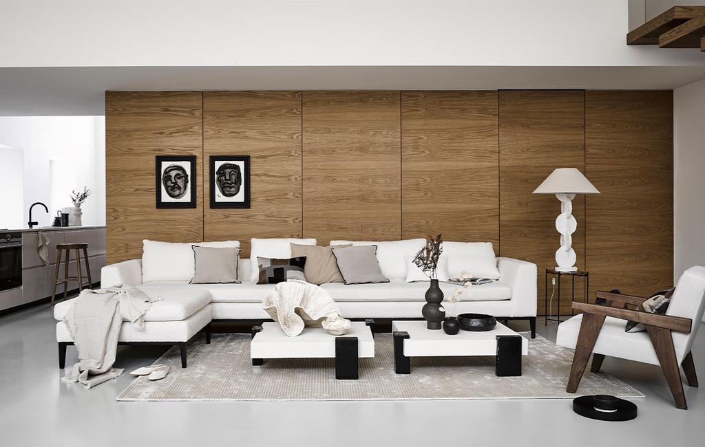 inspiração de sala de estar
