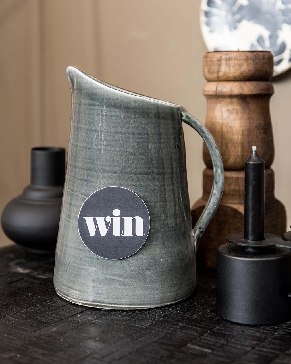 atelier in het vtwonen huis: win een vtwonen kan