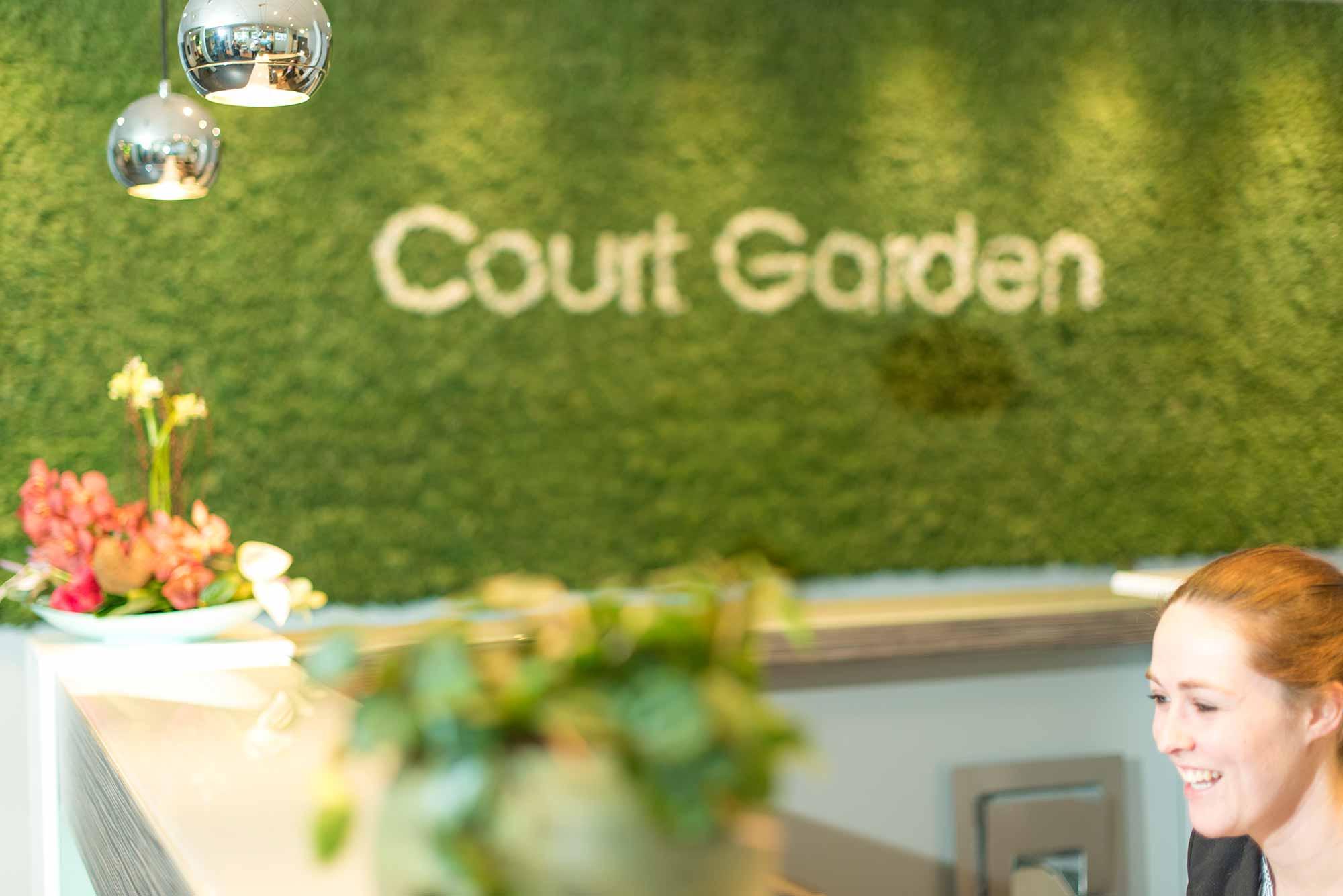 Court Garden hotel eco hotel Zeeheldenkwartier Den Haag