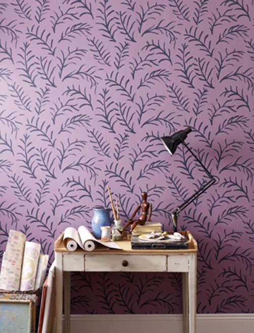 trendkleur-paars-Pantone-Tangletree-interiors
