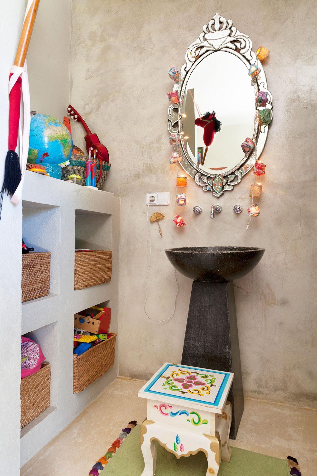 badkamer ibiza familiehuis