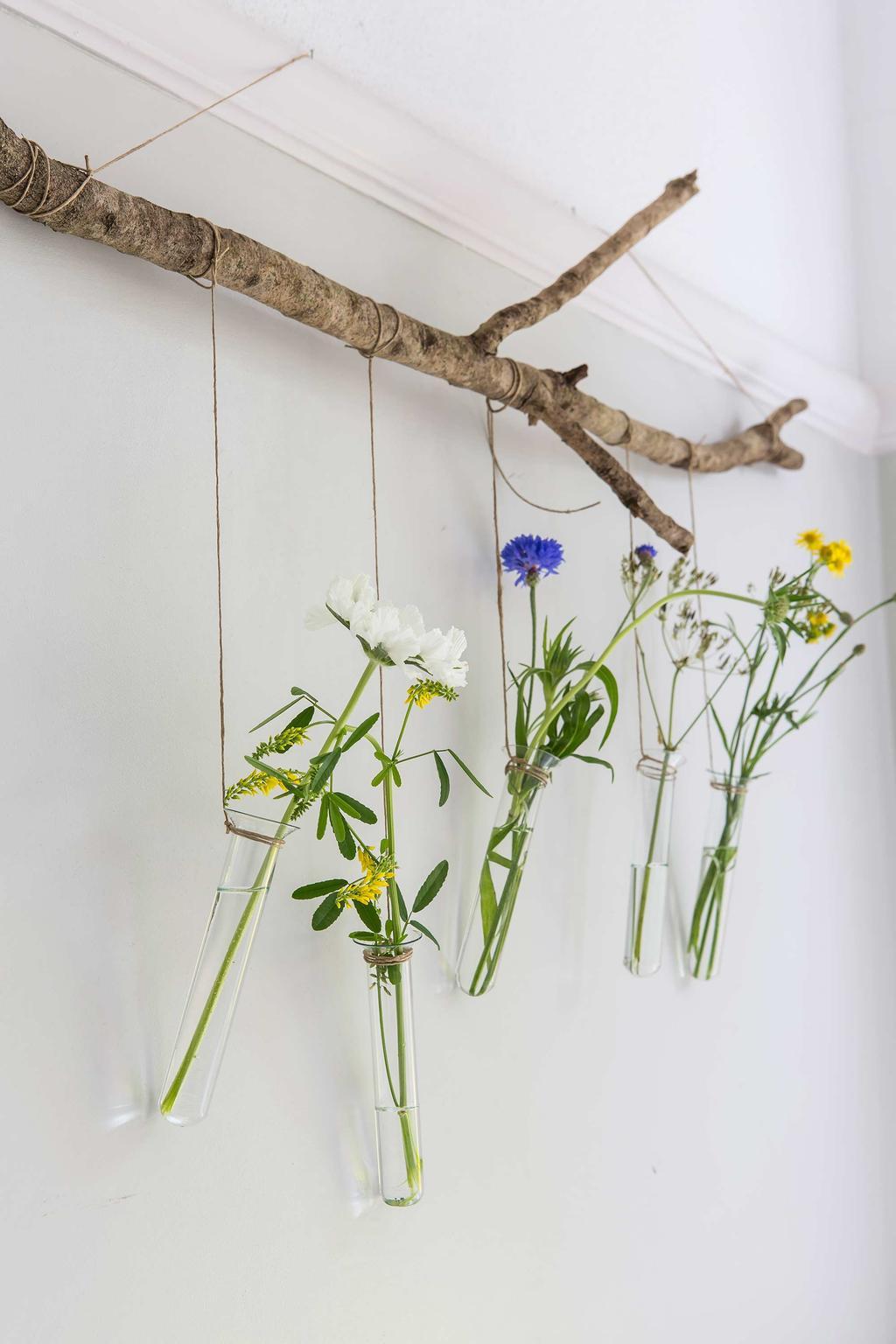bloemenvaasjes