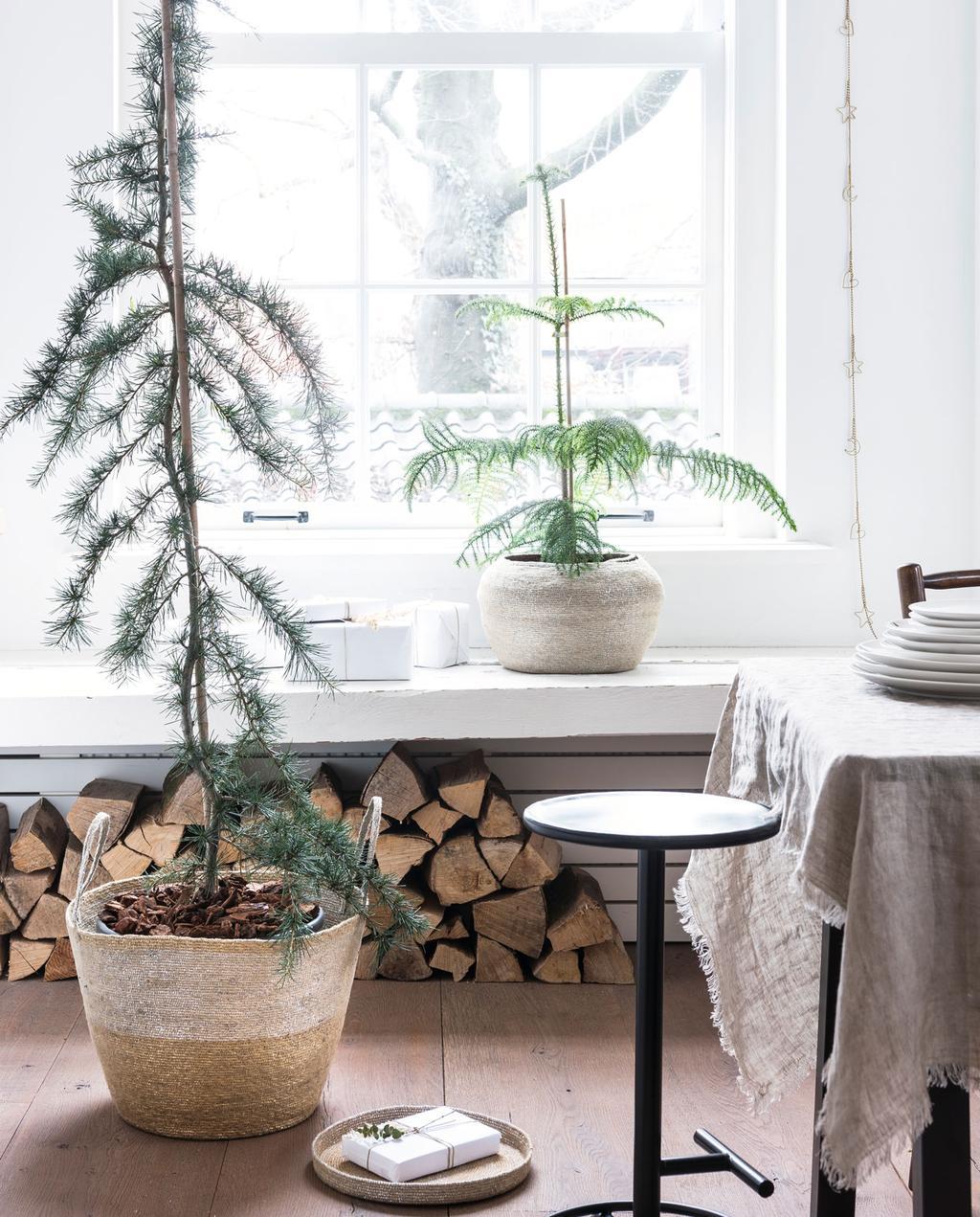 vtwonen 12-2019 | vtwonen feestcollectie najaar 2019 feestartikelen kerstboom huiskamer