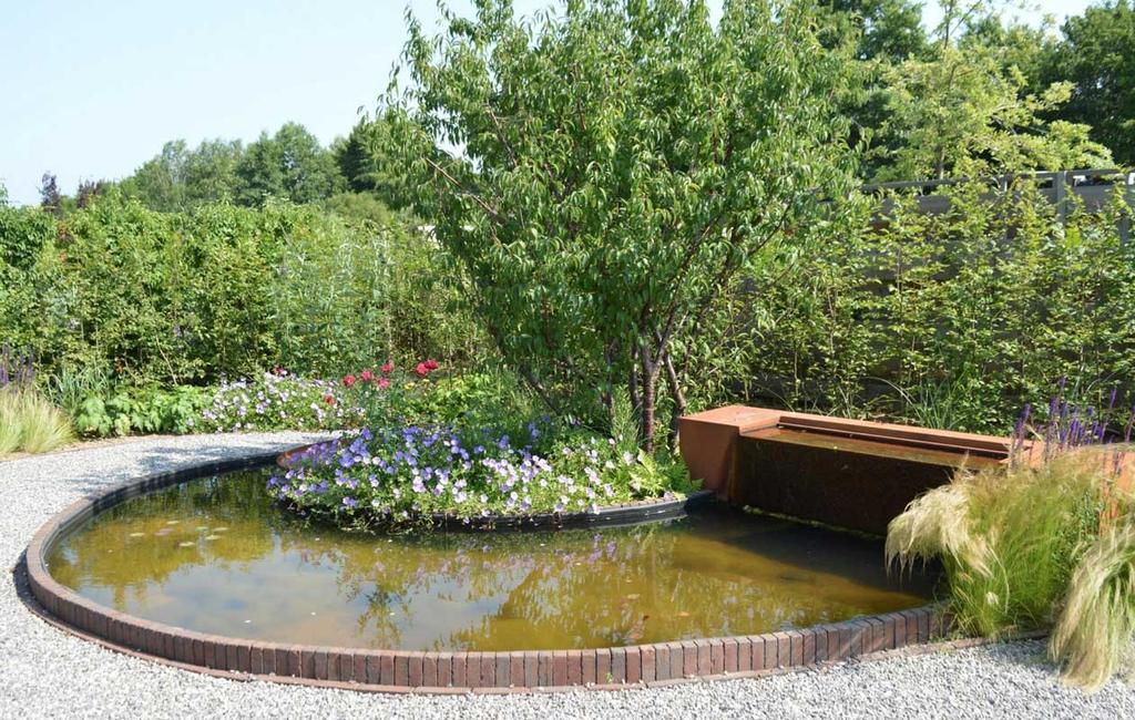 vtwonen blog kristel | ronde vormen in tuinen van appeltern