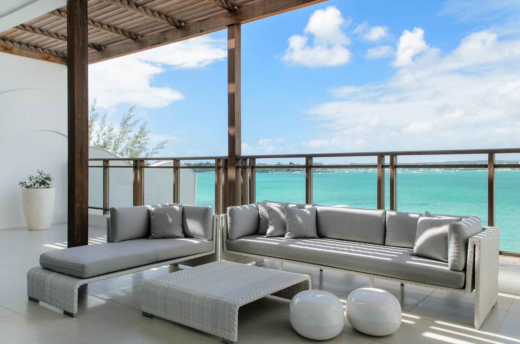 wit balkon