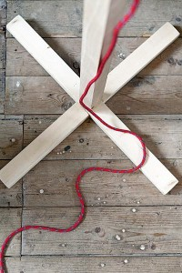 houten lamp maken