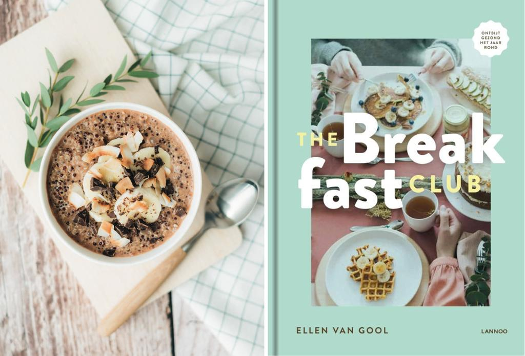 The Breakfast Club door Ellen Van Gool