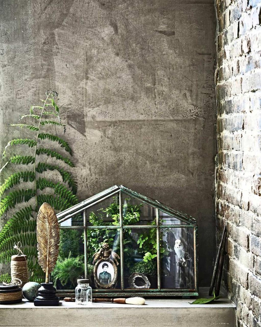 Industriële kweekkas van HKliving om botanisch te wonen