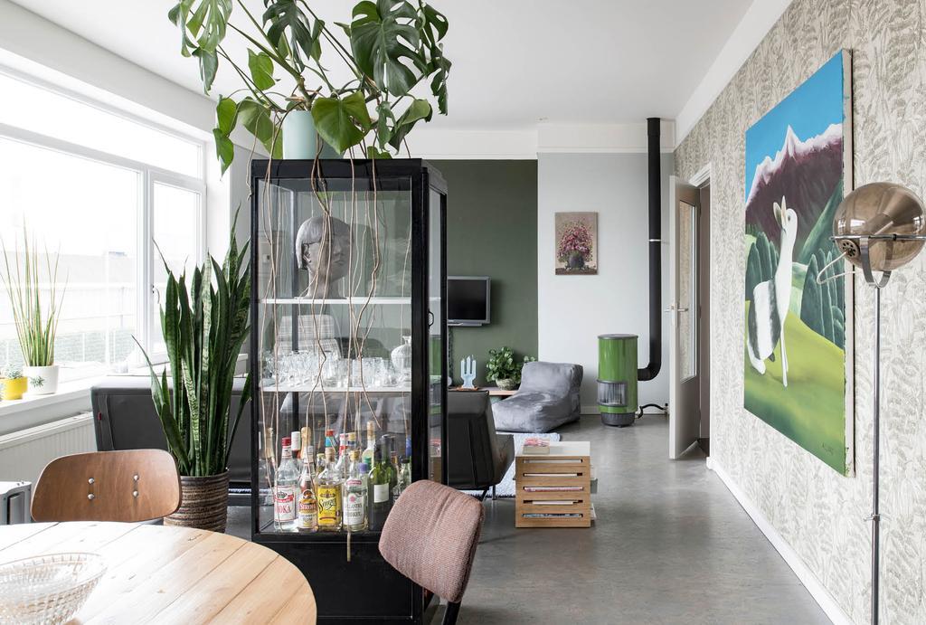 Wonen in een bedrijfspand in Eindhoven