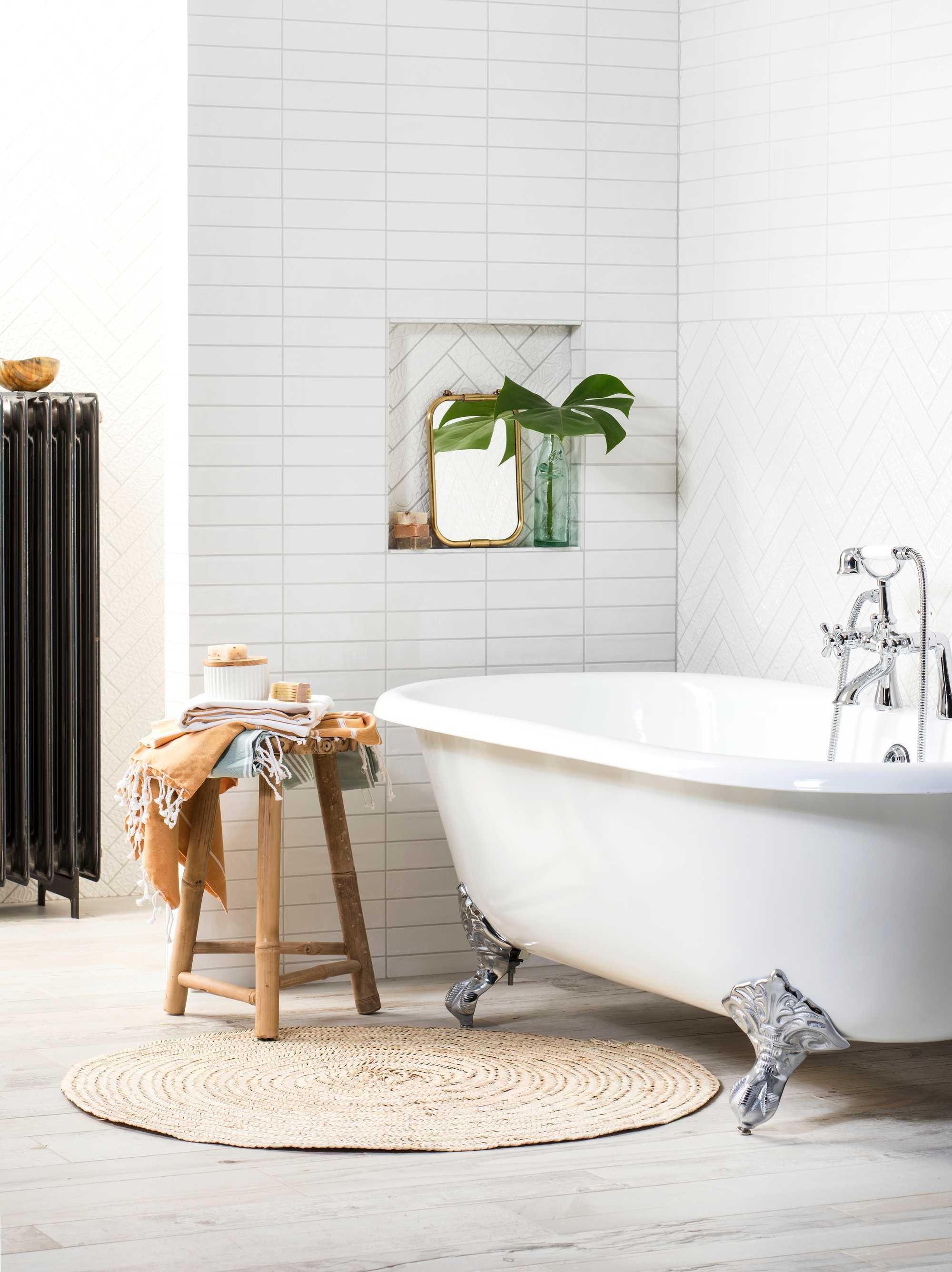 Badkamer mediterraan bad