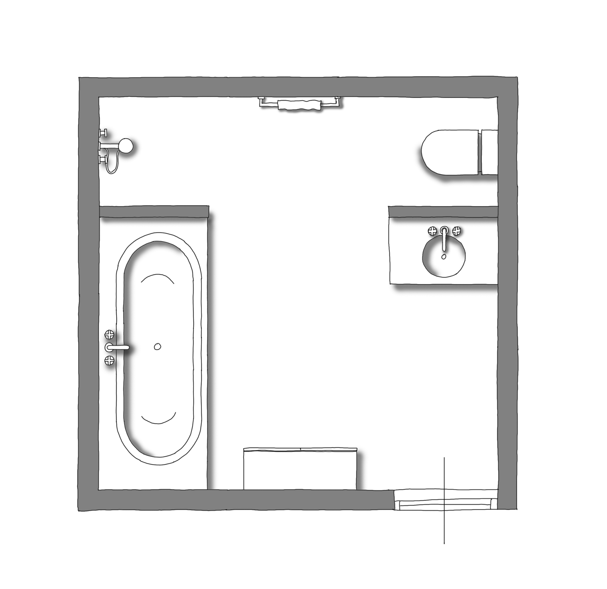 badkamer-idee2 badkamer inspiratie