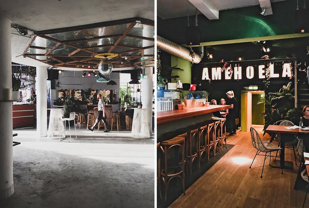 Citytrip Rotterdam Aloha en Amehoela