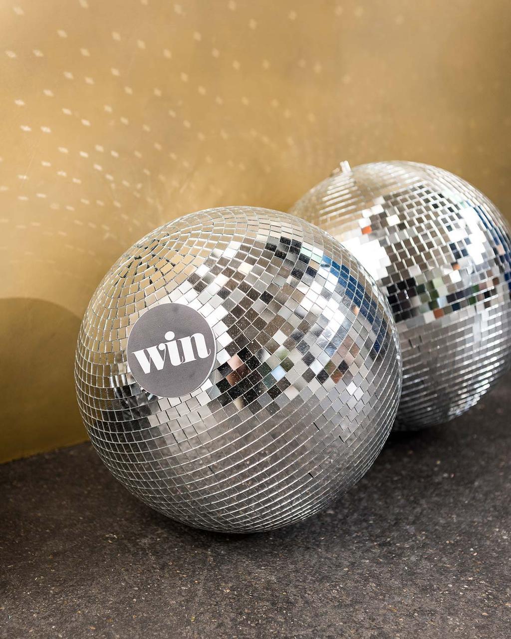 `lampen shopping in het vtwonen huis: win een discobal