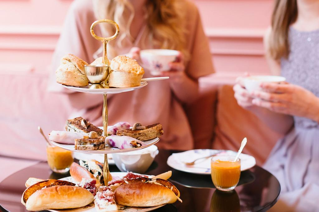 Bakkerszaak Domestic in Antwerpen - High Tea