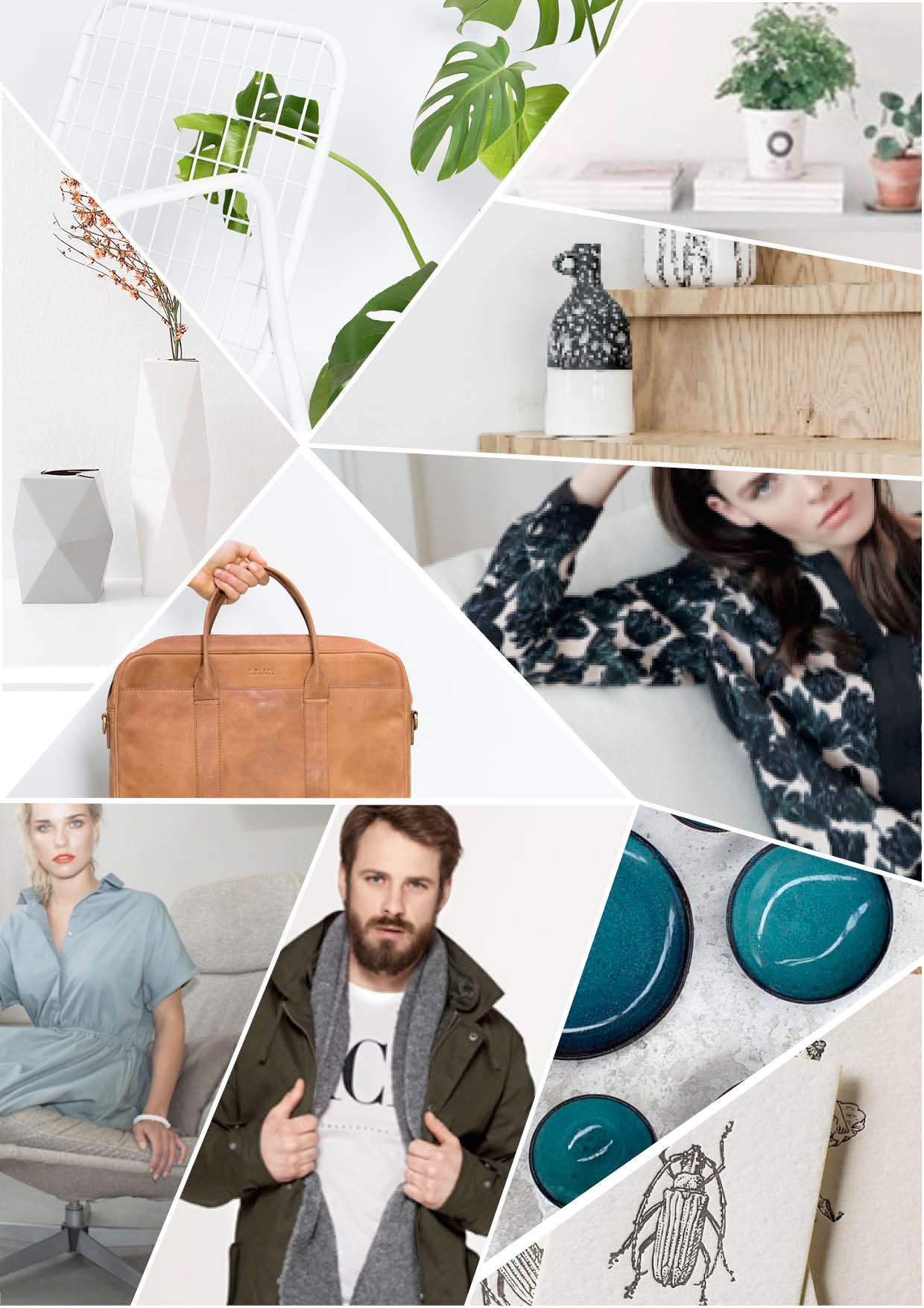 Duurzame winkel in Antwerpen Juttu merken als O My Bag en studio JUX