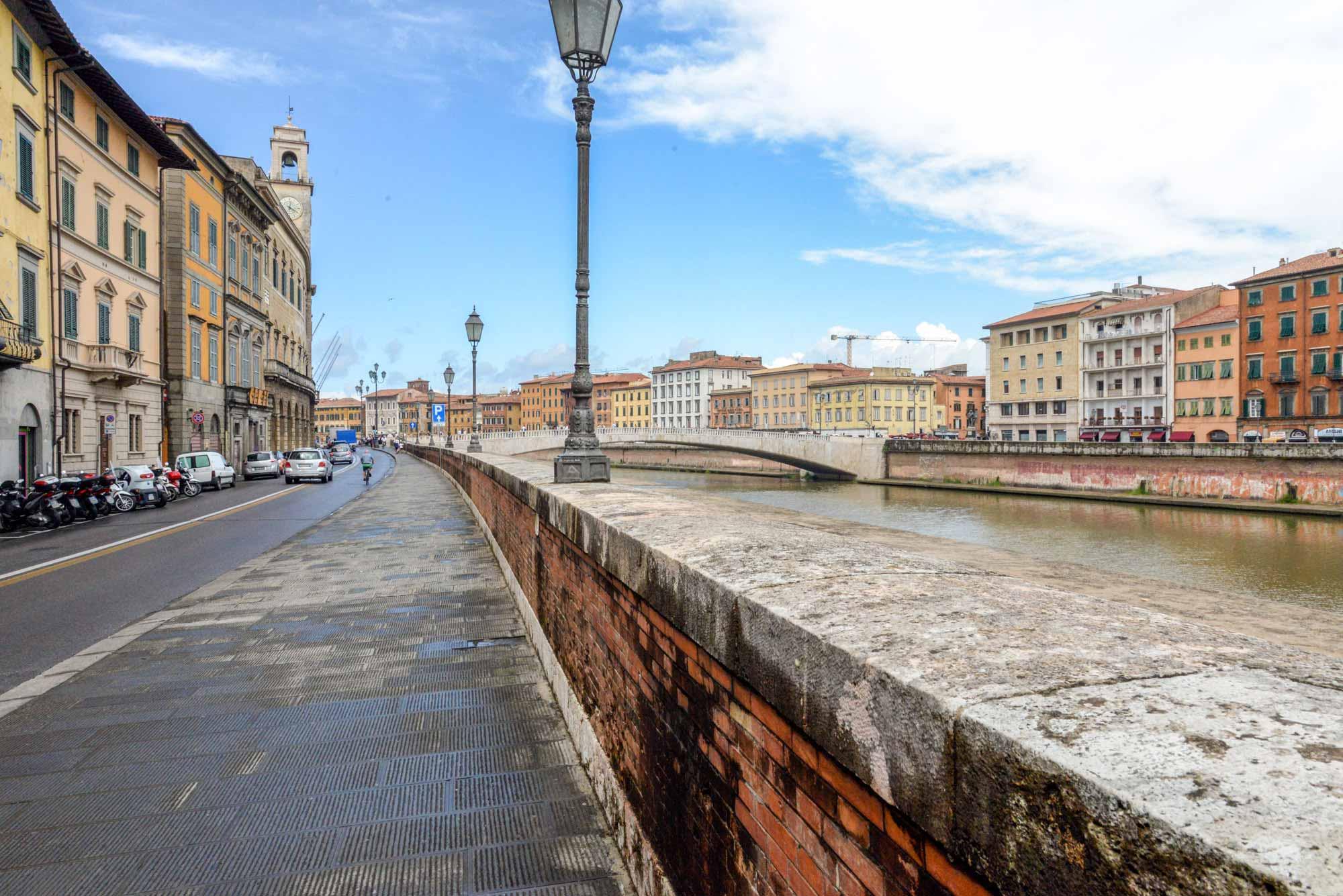 rivier Toscane