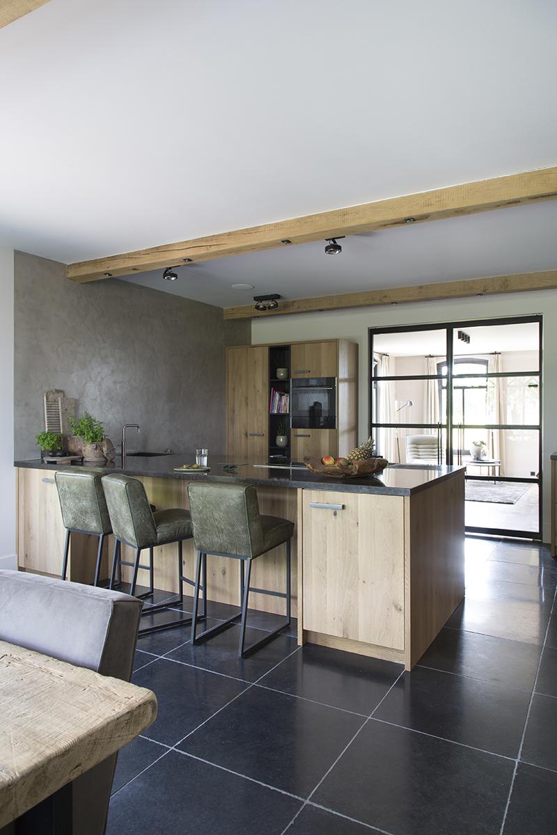 a way of living landelijke keuken 't looiershuis